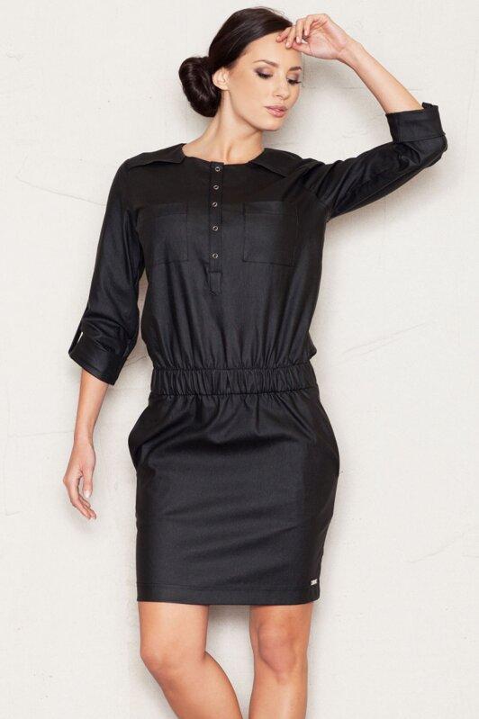 Figl 360 štýlové dámske šaty s 3 4 rukávom 9f55b2d9fe